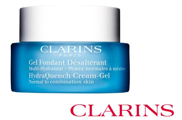 BlondiBrunette - 8 produits de beauté indispensables pour l'été - Clarins - Gel fondant désaltérant