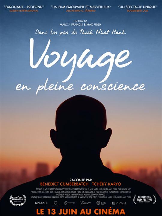 Documentaires 2018 à voir - Voyage en pleine conscience - BlondiBrunette