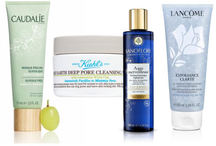 Meilleurs produits anti-imperfections - Caudalie - Lancôme - Kiehl's - Sanoflore - BlondiBrunette