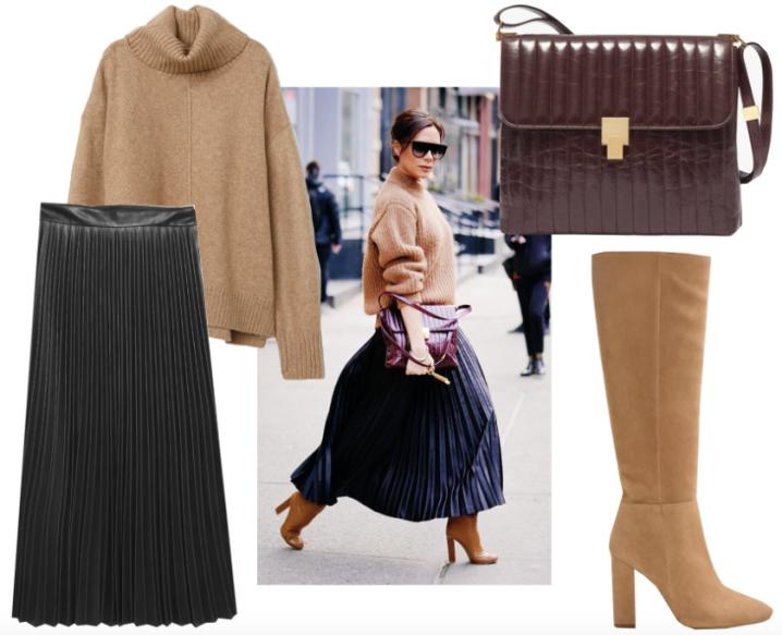 Street Style - Victoria Beckham - BlondiBrunette