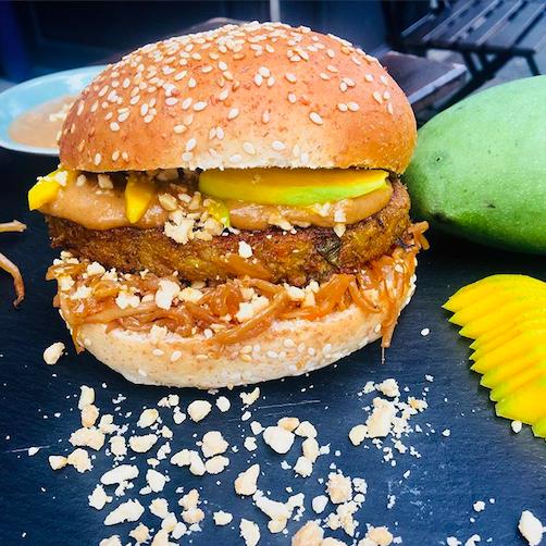 East Side Burgers - Restaurant Végétarien - BlondiBrunette